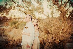 Alexis+Alex | The Living Desert Wedding