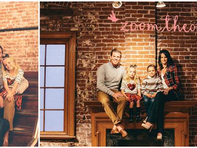 Choura Family | The Loft on Pine