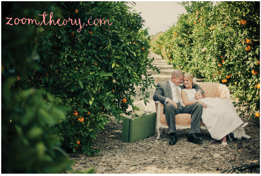 orange grove wedding 10