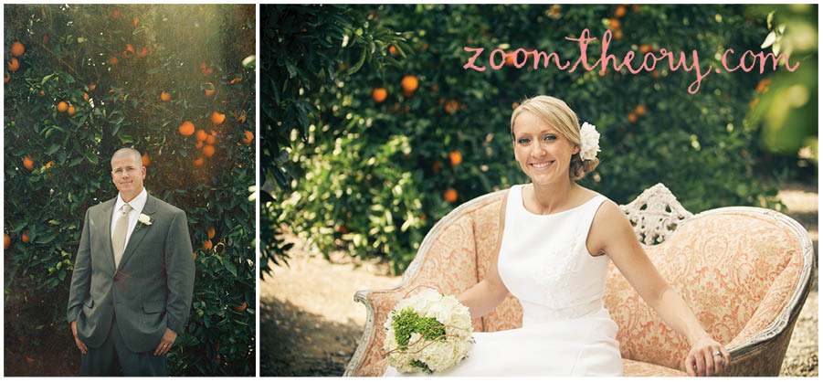 orange grove wedding 7