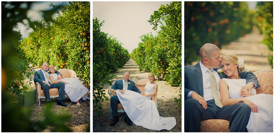orange grove wedding 9