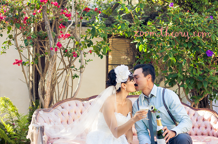 la venta mobile photo booth wedding 16
