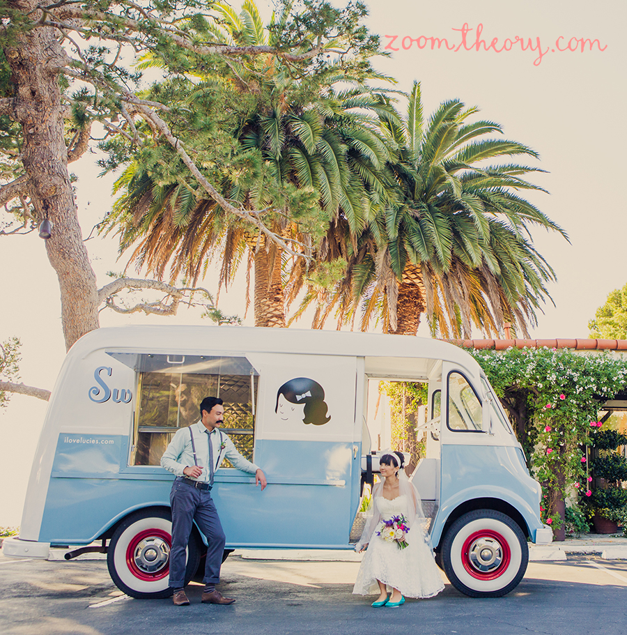 la venta mobile photo booth wedding 18