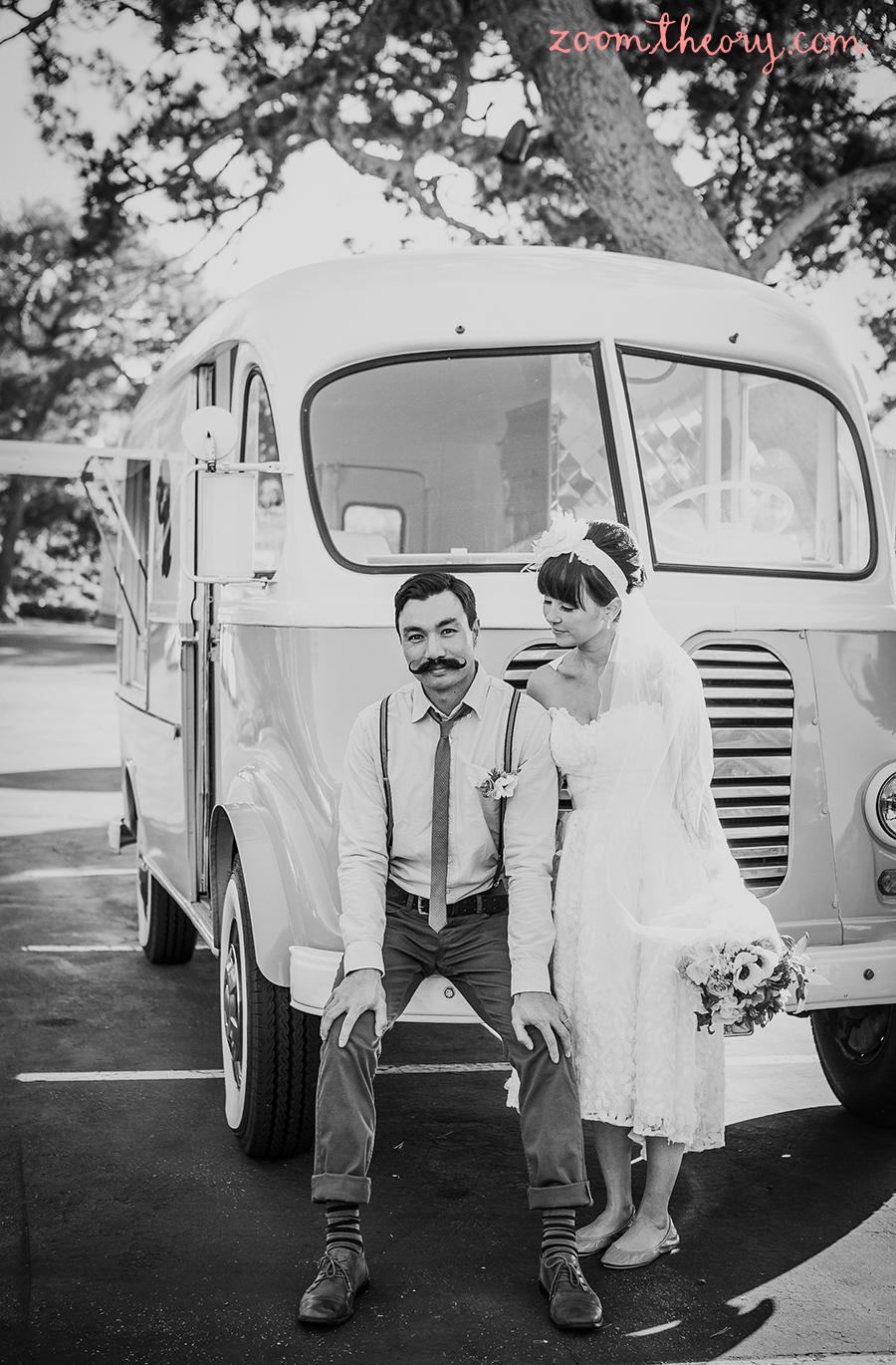 la venta mobile photo booth wedding 19