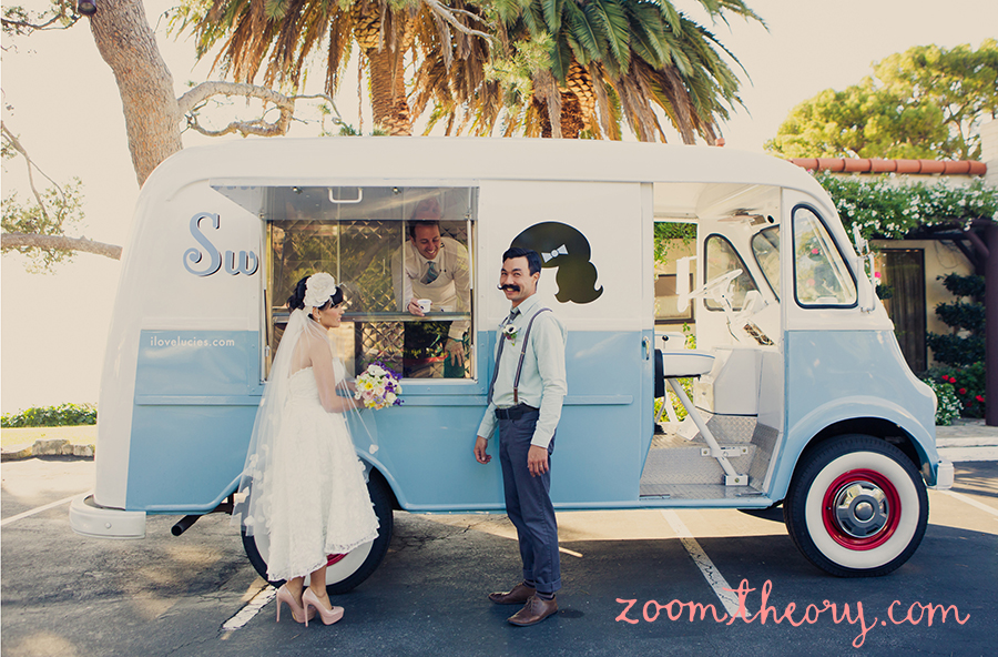 la venta mobile photo booth wedding 20