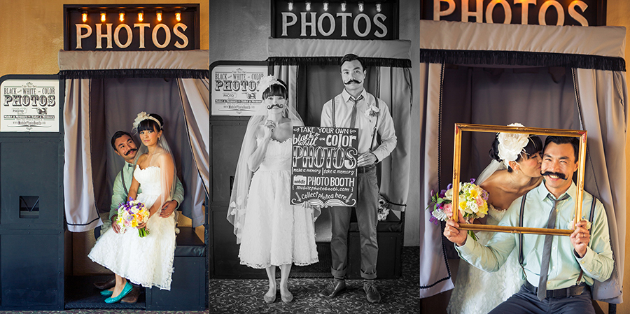 la venta mobile photo booth wedding 33