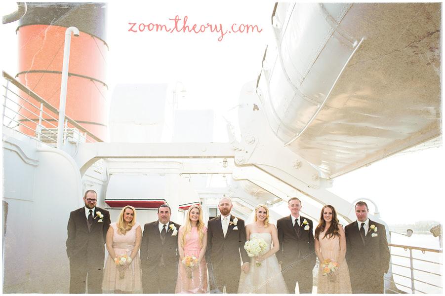 Queen Mary Wedding Long Beach 15