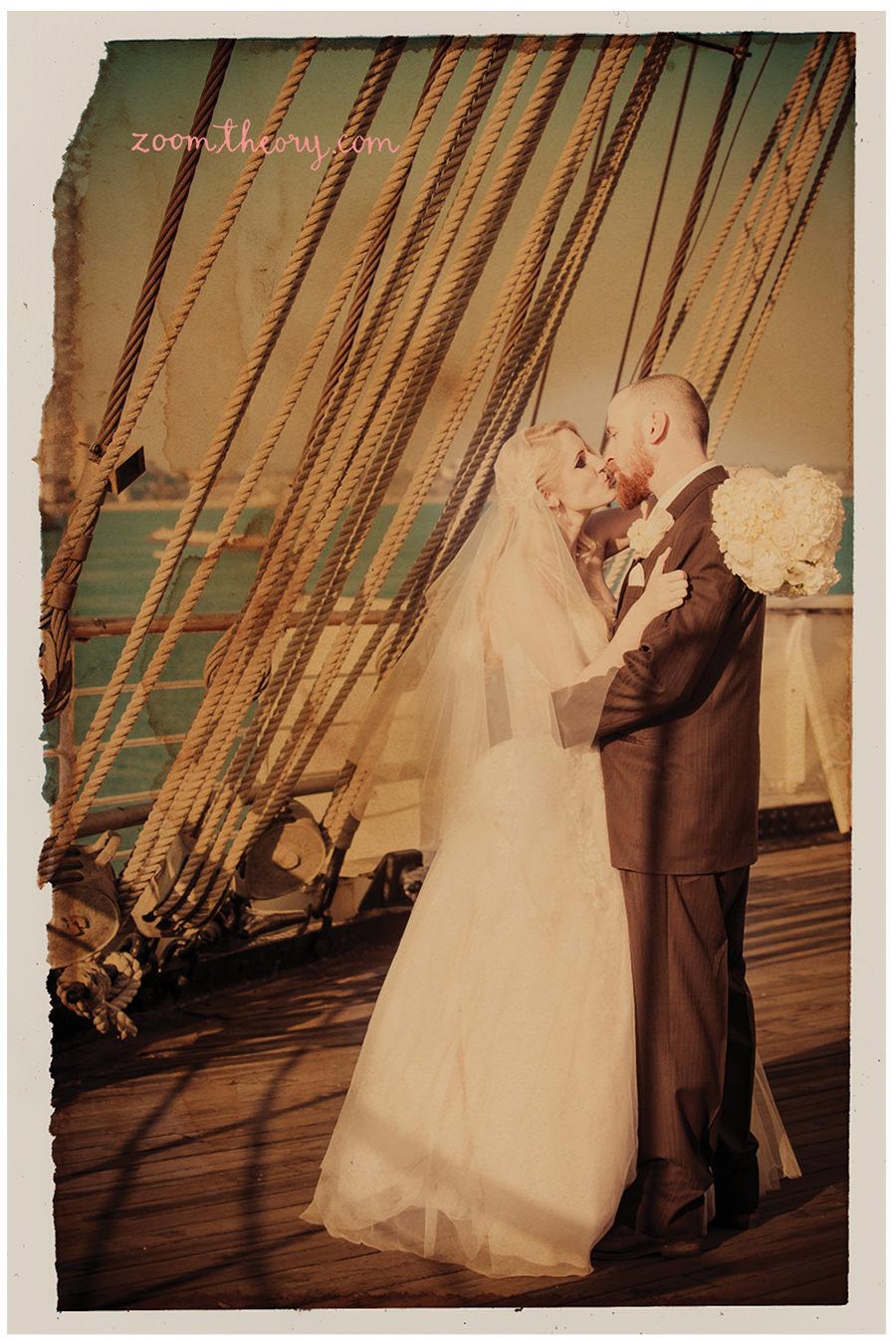 Queen Mary Wedding Long Beach 22