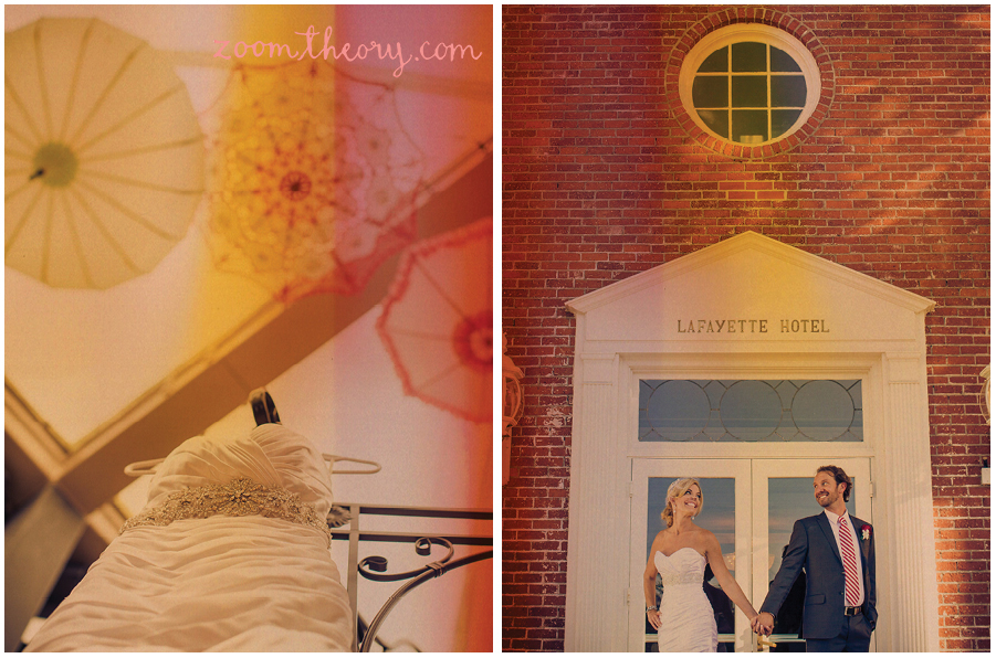 The Layfayette San Diego Wedding