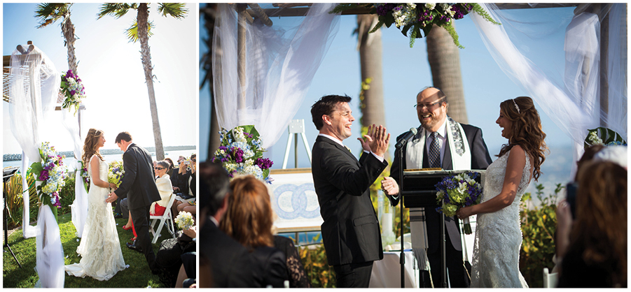 Traditional Portofino Wedding Redondo Beach 9