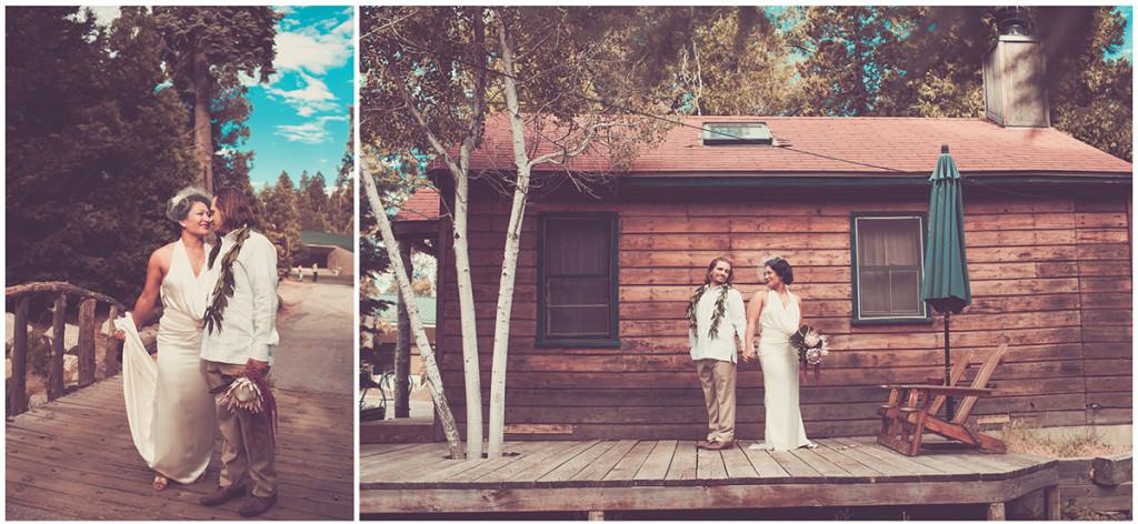 Lake Arrowhead Wedding 8