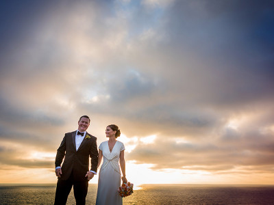 Point Vicente Interpretive Center Palos Verdes Wedding