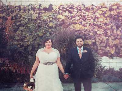 Smog Shoppe Wedding | Culver City