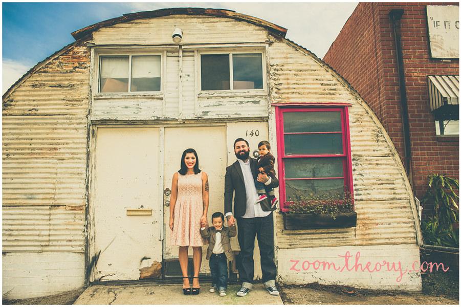 El Segundo family portraits 4