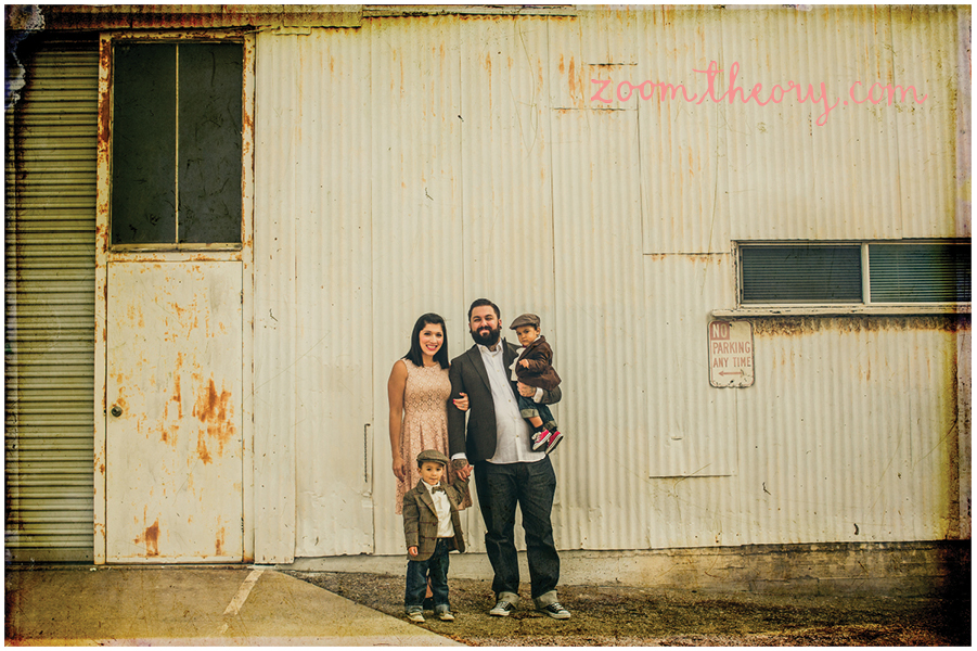 El Segundo family portraits 7