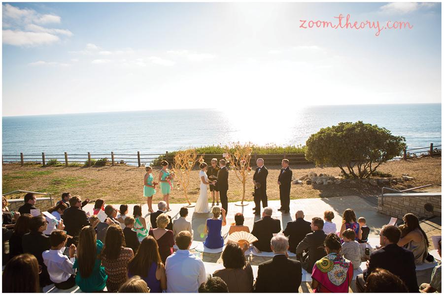 Point Vicente Interpretive Center Palos Verdes Wedding