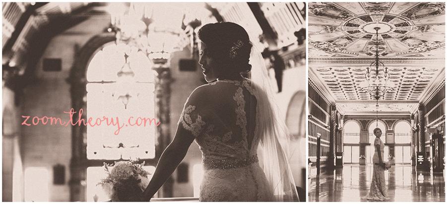 Millennium Biltmore Hotel Bride | Zoom Theory