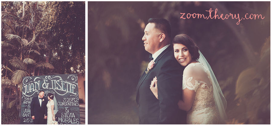 Los Angeles River and Garden Center Wedding | Zoom Theory