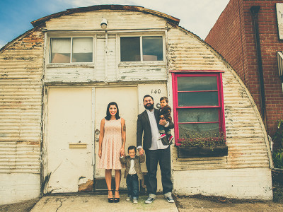 Urban Family Portraits