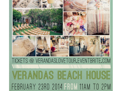 Love Tour Verandas Beach House