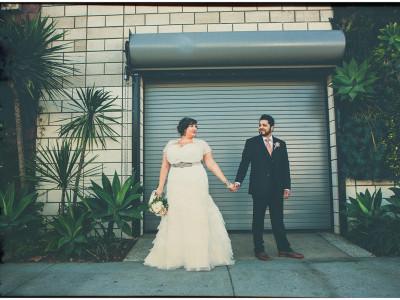 Smog Shoppe Wedding | Culver City