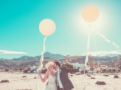 Cree Estate Wedding | Palm Springs
