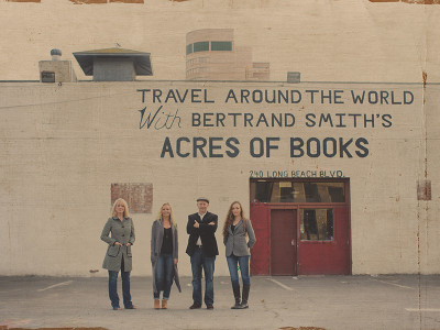 Acres of Books Family | Long Beach