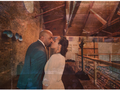 Huron Substation Wedding | Los Angeles