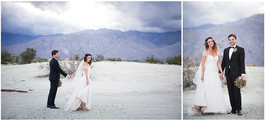 Palm Springs Cree Estate Wedding Zoom Theory 19