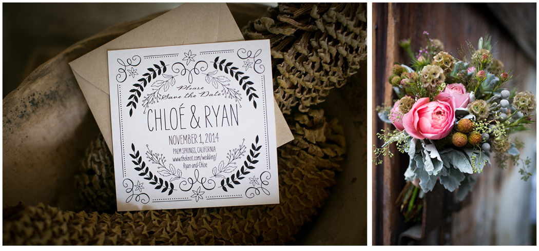 Palm Springs Cree Estate Wedding Zoom Theory 2