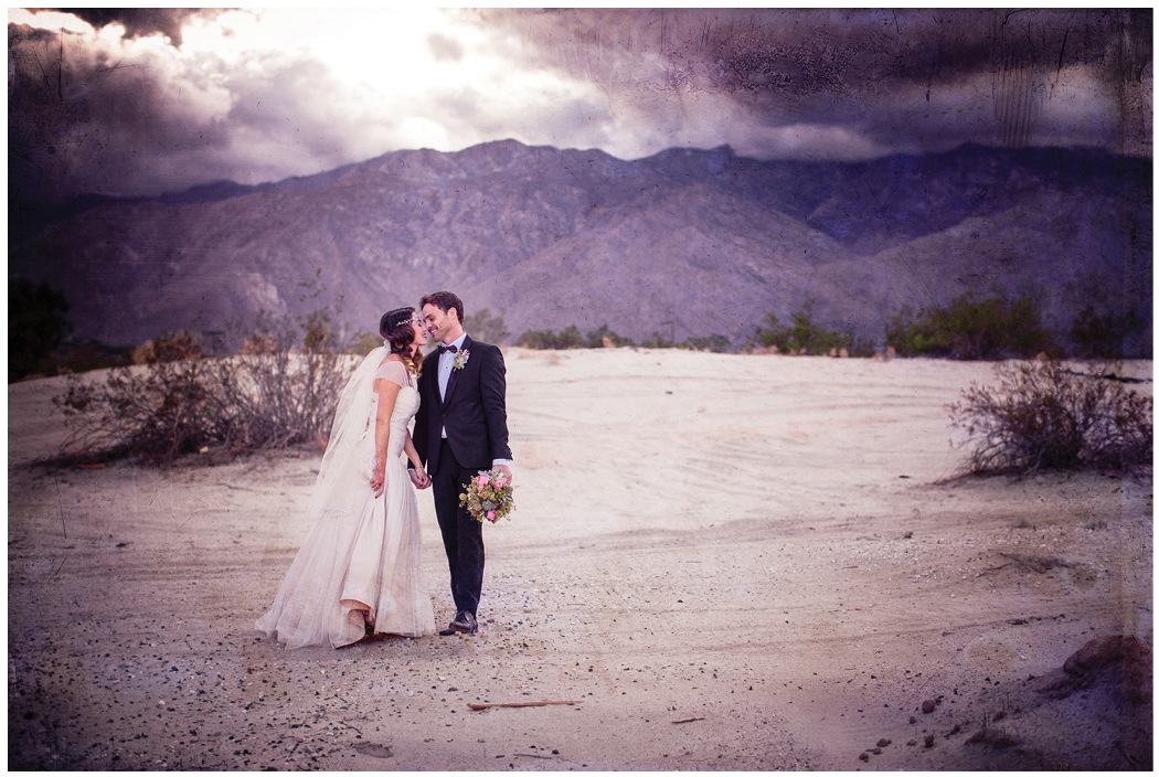 Palm Springs Cree Estate Wedding Zoom Theory 20