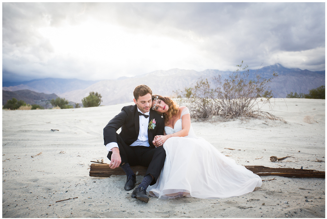 Palm Springs Cree Estate Wedding Zoom Theory 25