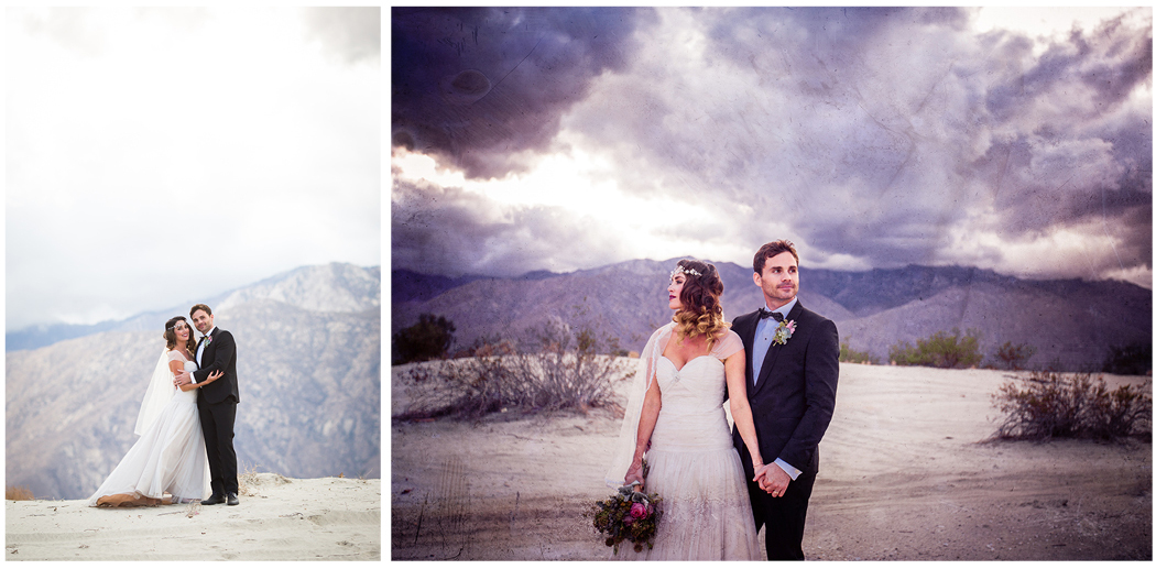 Palm Springs Cree Estate Wedding Zoom Theory 27