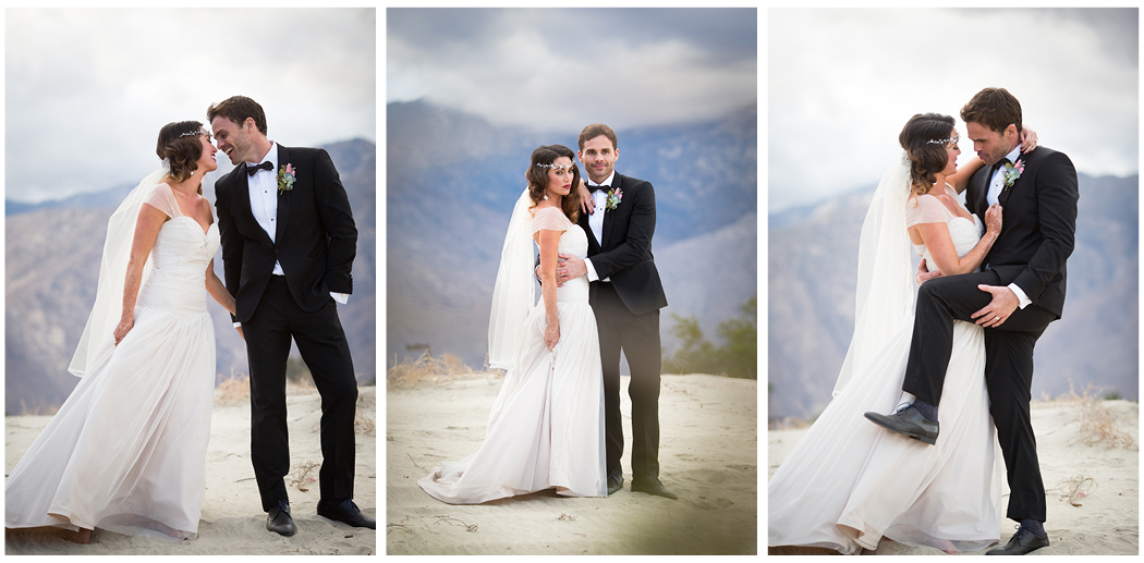 Palm Springs Cree Estate Wedding Zoom Theory 31