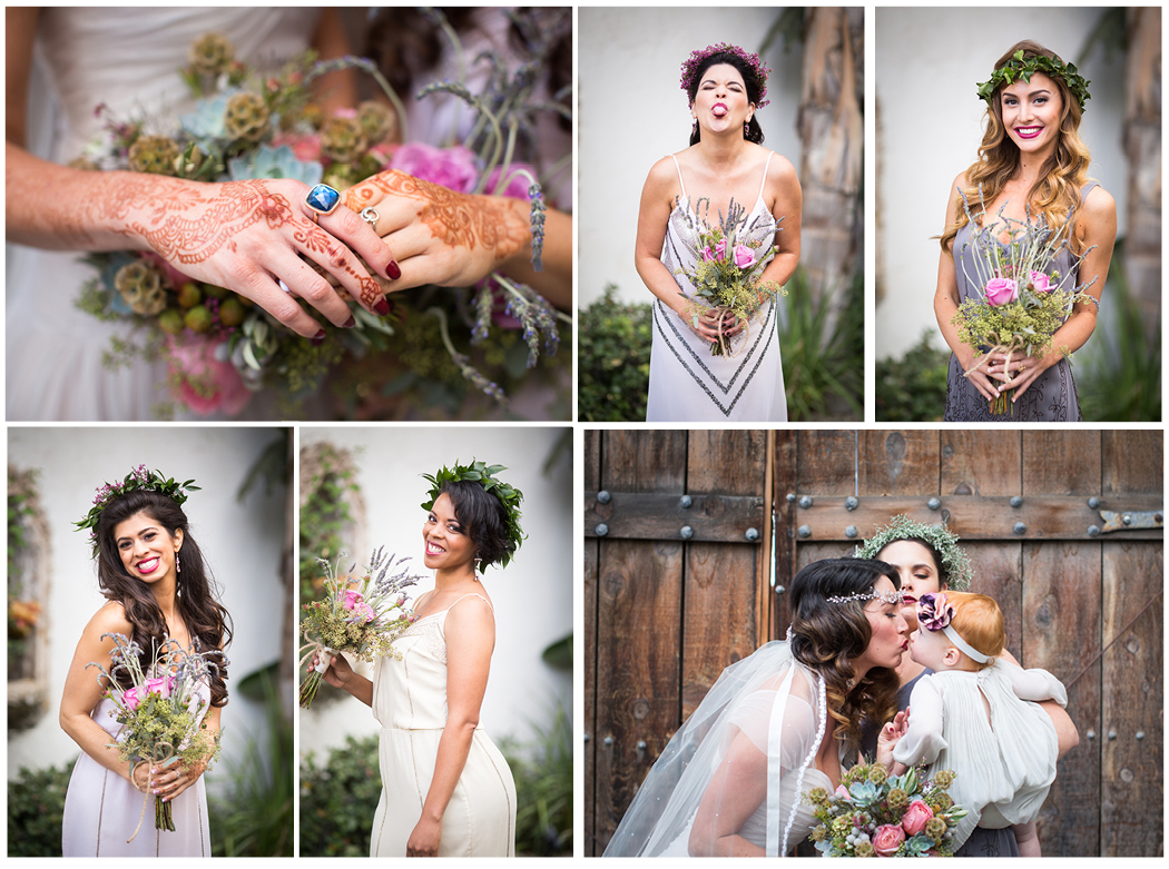 Palm Springs Cree Estate Wedding Zoom Theory 4