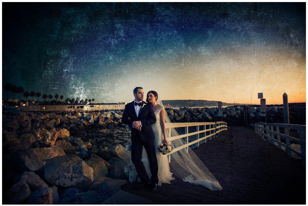 Portofino Wedding Redondo Beach Zoom Theory20