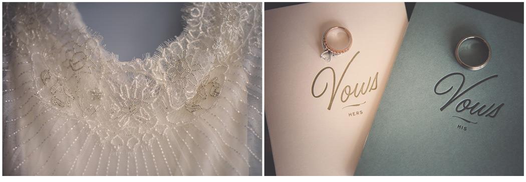 Sarah Janks dress | Kate Spade His & Hers Vows