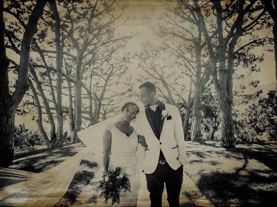 Wayfarers Chapel Wedding | Palos Verdes