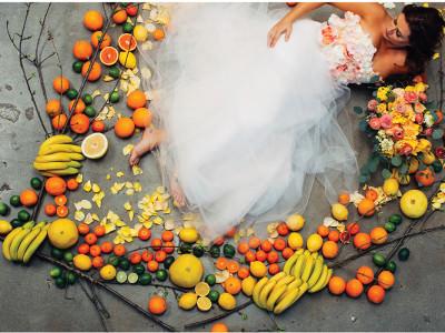 Urban Americana Fruit Extravaganza