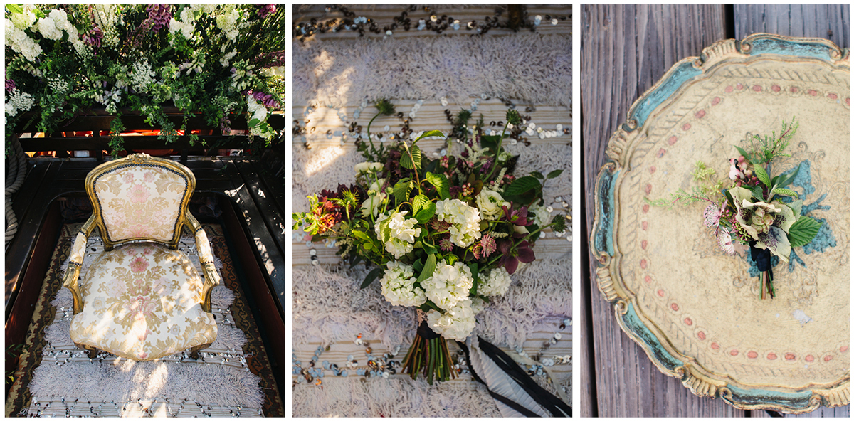 Zoom Theory Wedding Long Beach | Found Vintage Rentals