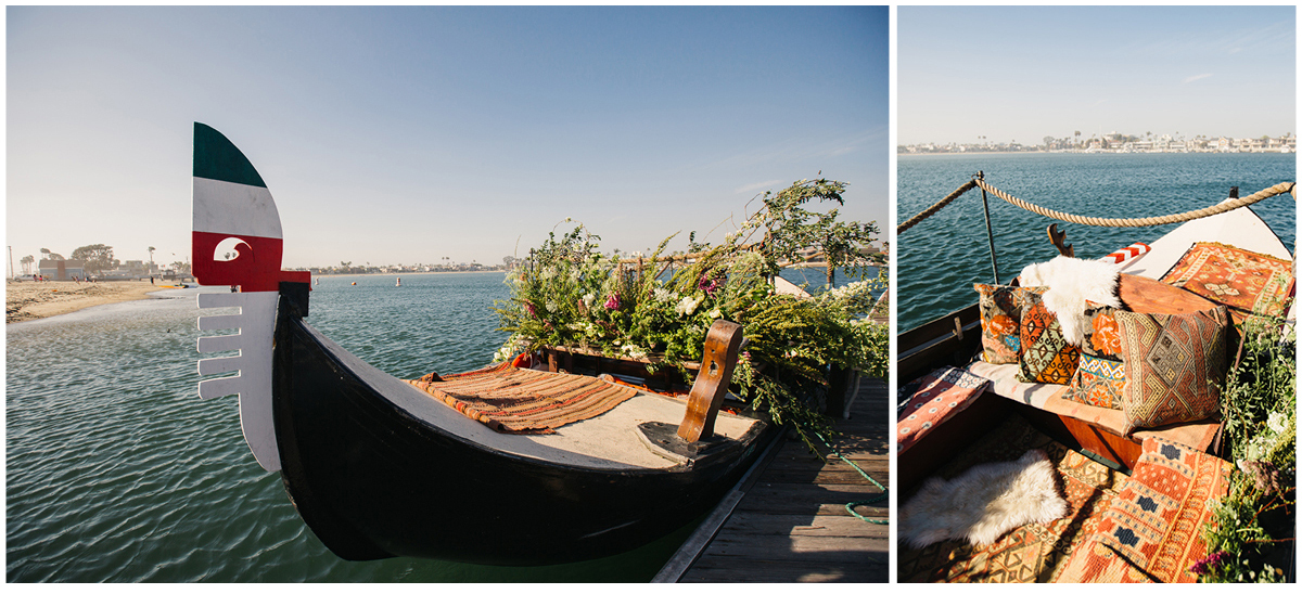 Zoom Theory Wedding Long Beach | Gondola Getaway