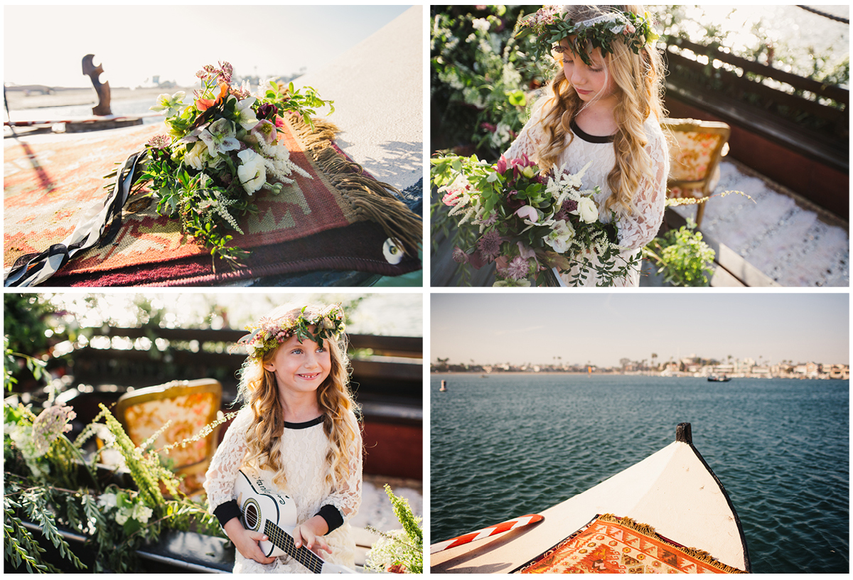 Zoom Theory Wedding Long Beach | Honey and Poppies
