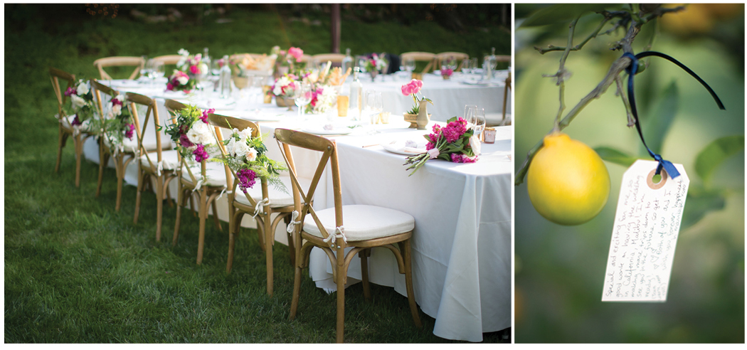 Malibu Estate Wedding Zoom Theory