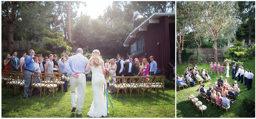 Malibu Estate Ceremony | Zoom Theory