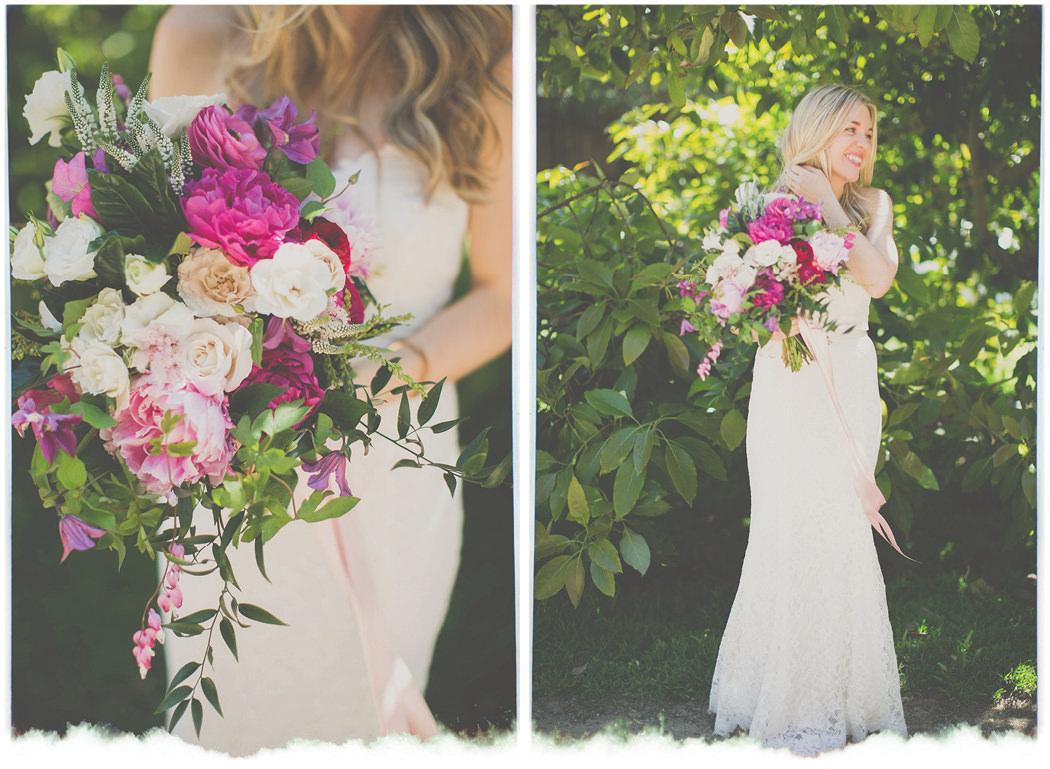 The Little Branch Bridal Bouquet