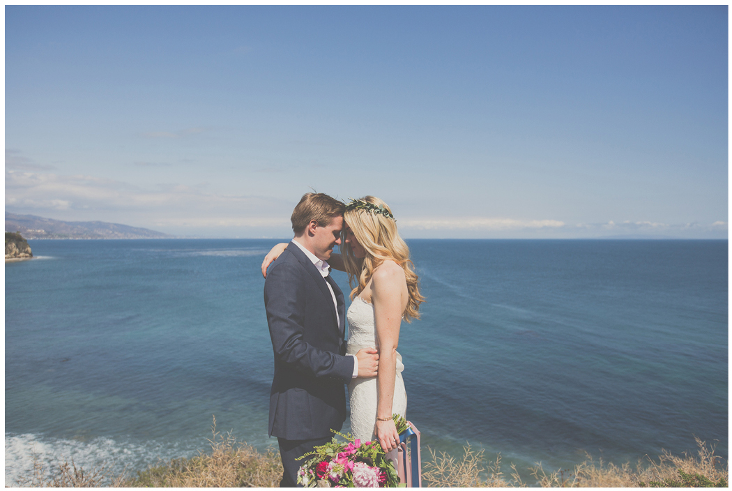 Point Dume Wedding | Zoom Theory