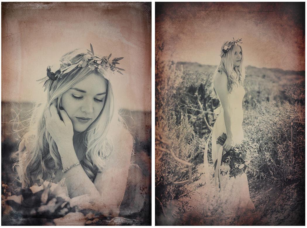 Malibu Bride | The Little Branch Halo