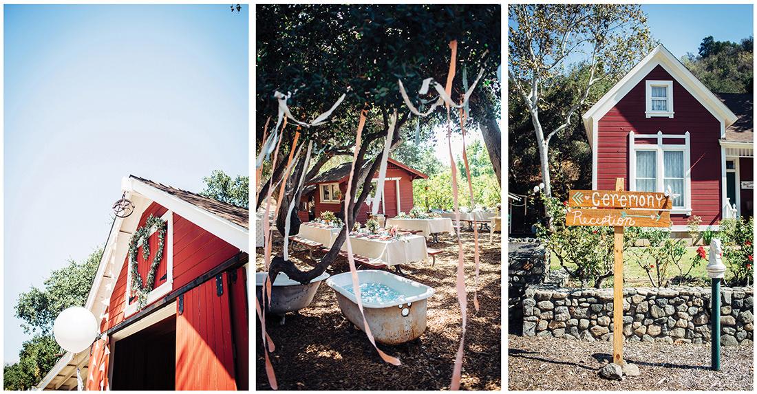 hamilton house red barn orange county wedding12