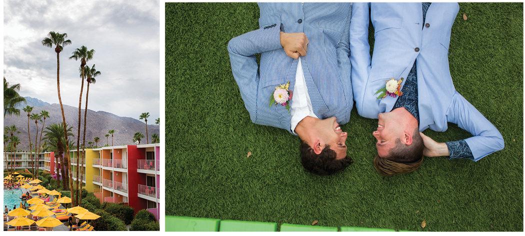 Saguaro Palm Springs Gay Wedding Zoom Theory12