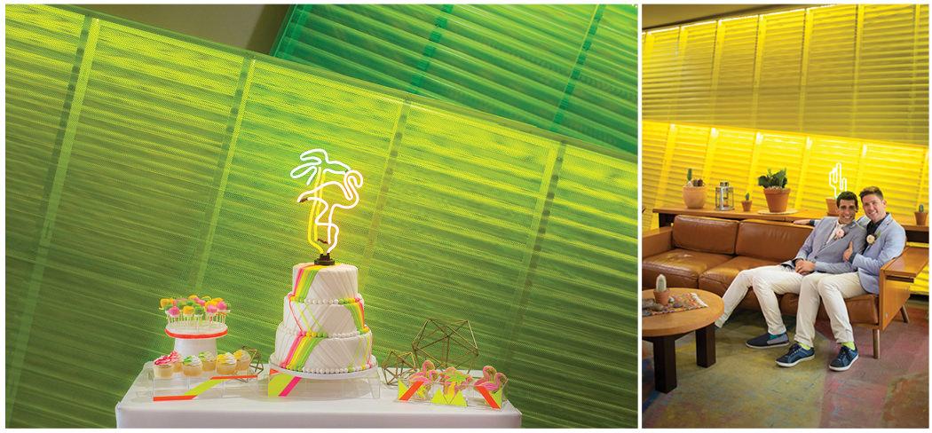 Saguaro Palm Springs Gay Wedding Zoom Theory13